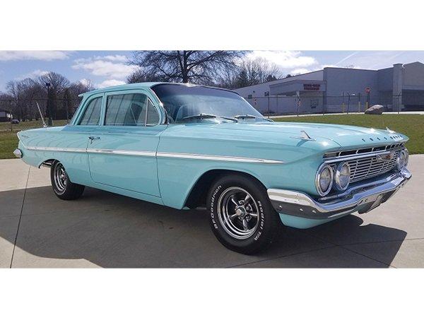 1961 Chevrolet Bel Air For Sale