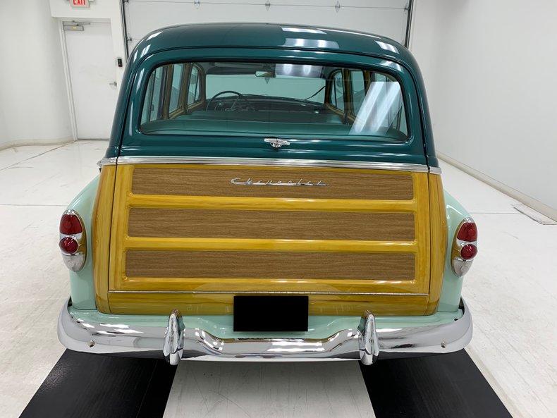 1953 chevrolet 210 woody