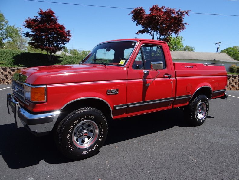 1987 Ford F150 For Sale