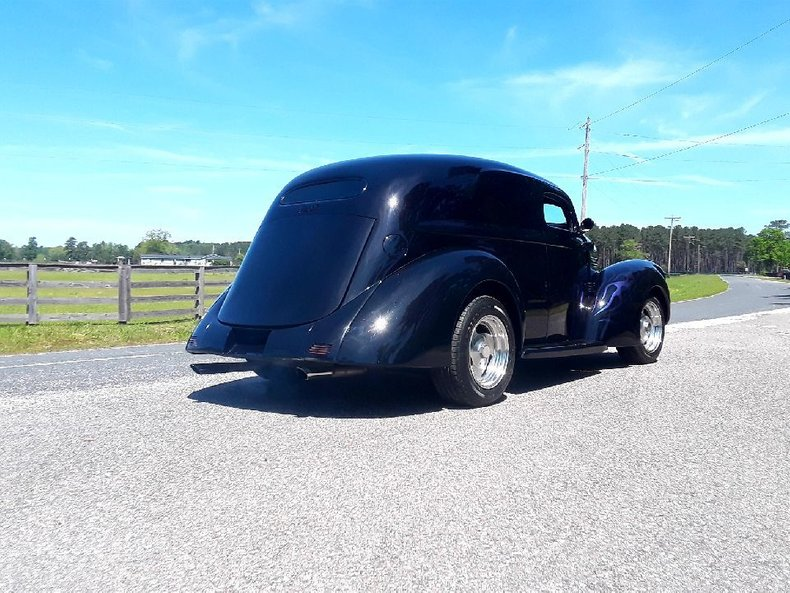 1937 willys coupe