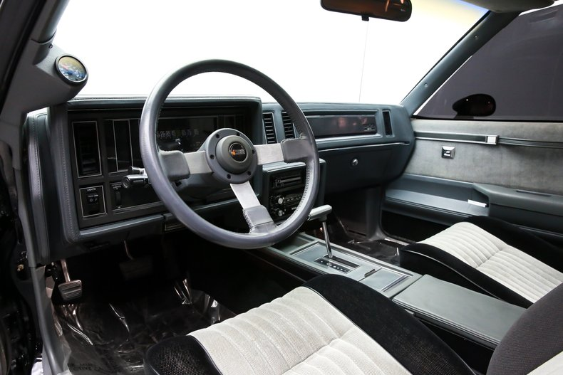 1987 buick grand national gs
