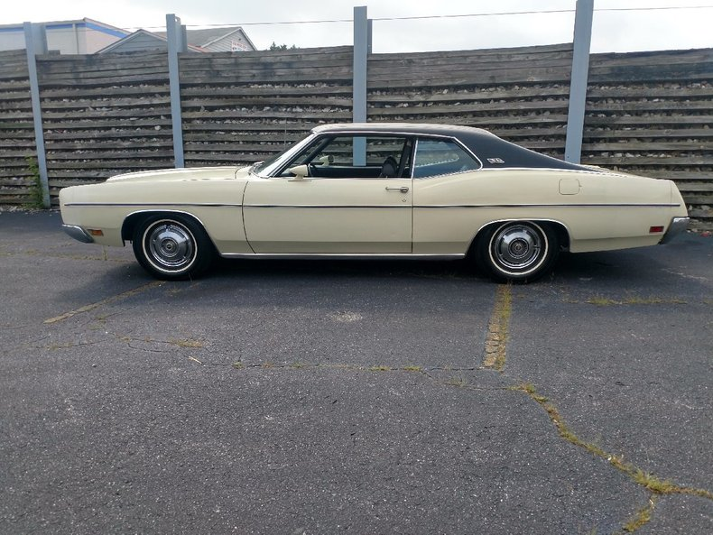 1970 ford xl coupe