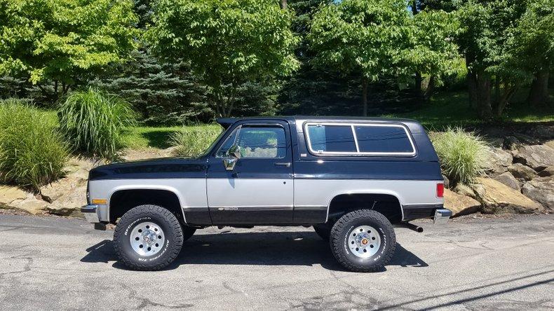 1990 Chevrolet K5 Blazer