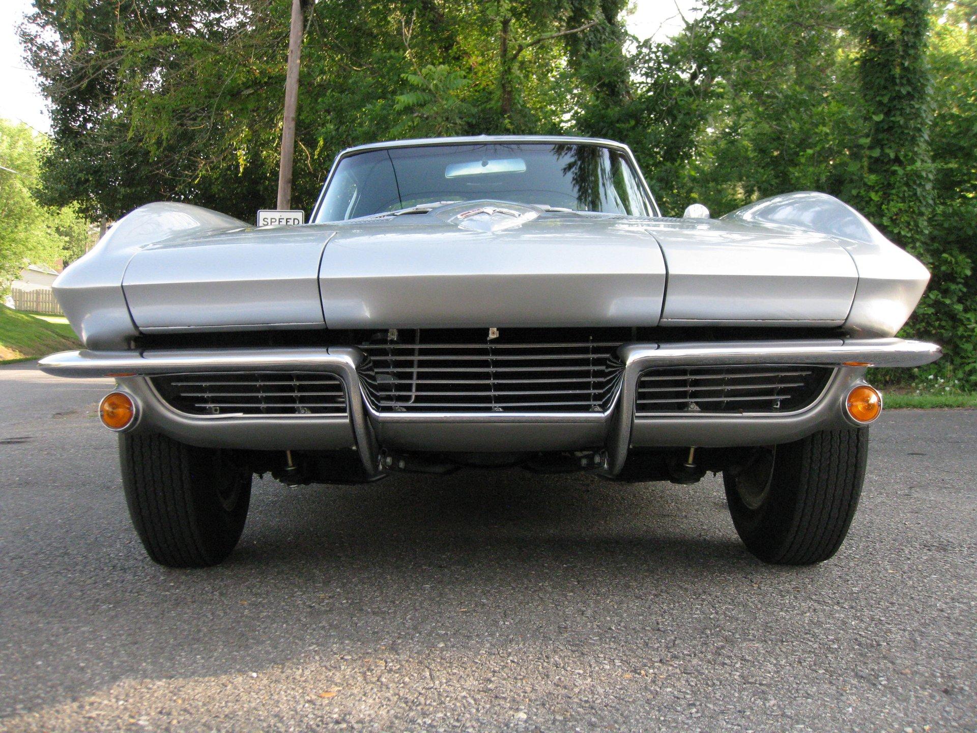 1963 Chevrolet Corvette Stingray Split Window for sale