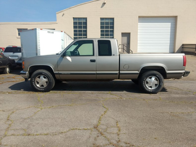 1999 GMC Sierra For Sale