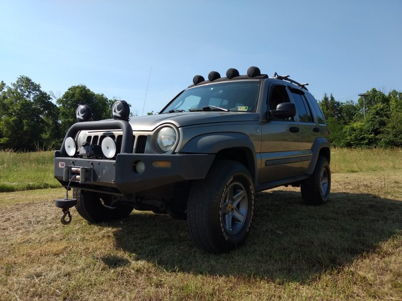 2005 jeep liberty cdr
