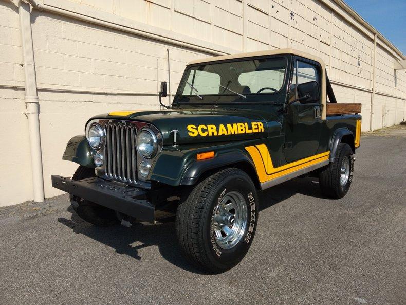 1982 Jeep Scrambler For Sale