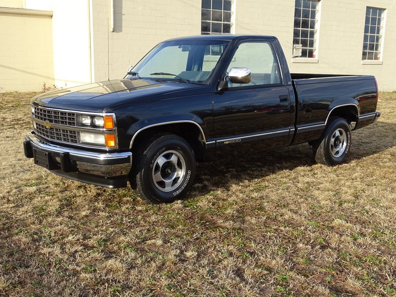1989 Chevrolet Silverado For Sale