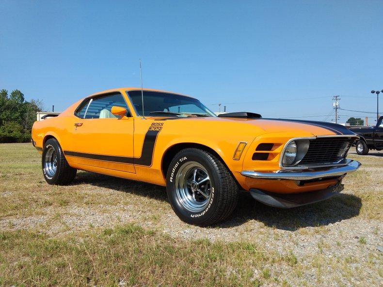 1970 ford mustang boss 302 clone