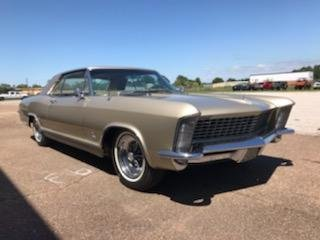 1965 Buick Riviera For Sale