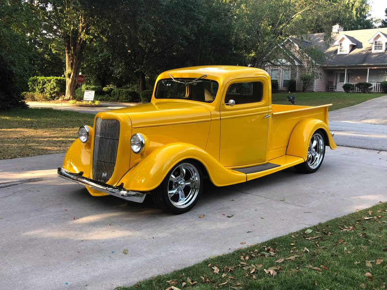 1935 Ford Truck For Sale