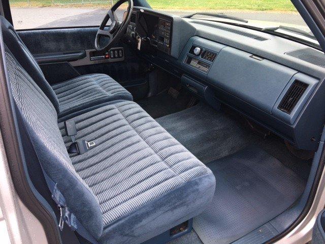 1991 GMC Sierra 11