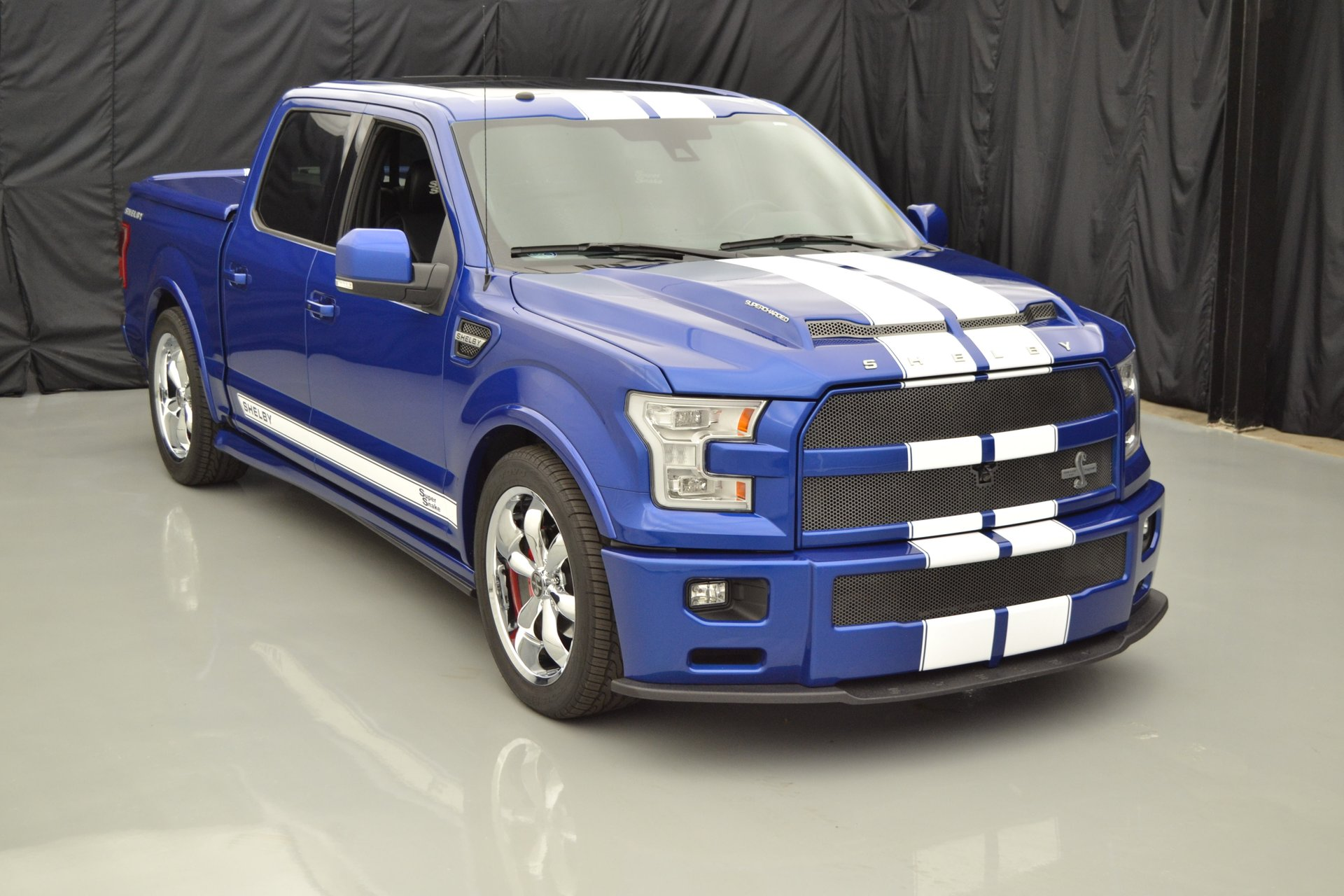 2017 ford f150 shelby super snake