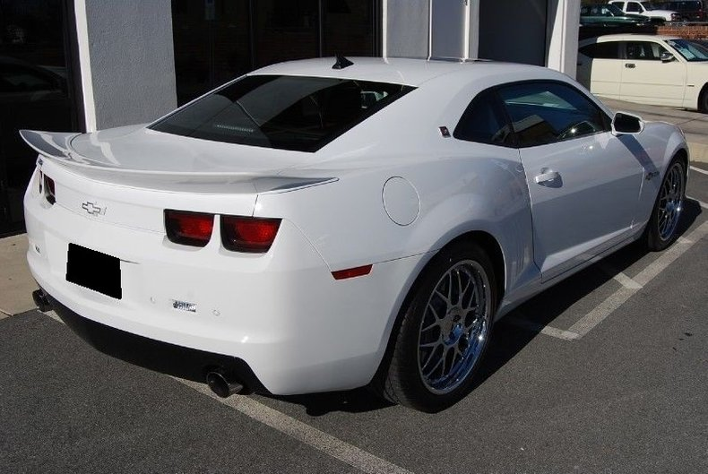 2010 chevrolet camaro h035 edition