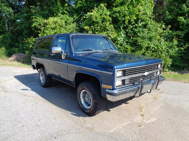 1983 Chevrolet Blazer For Sale