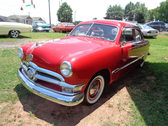 1950 Ford Tudor For Sale