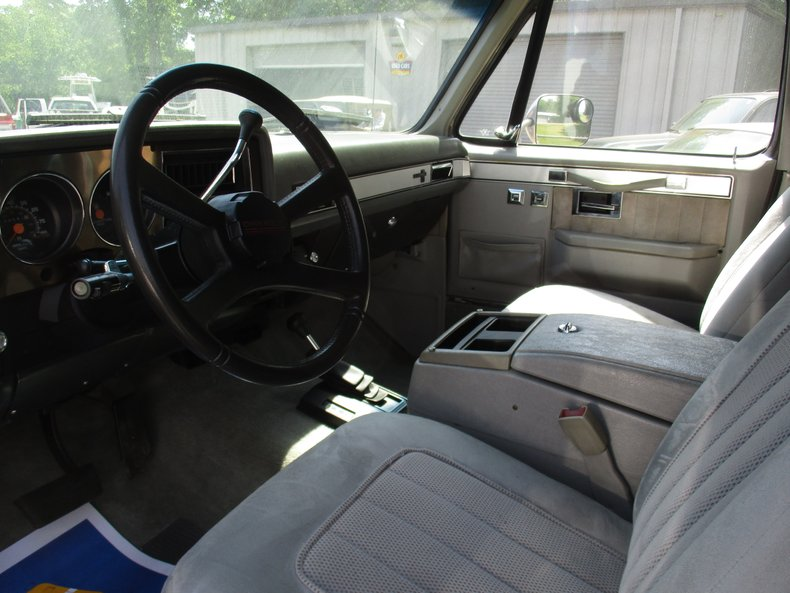1991 chevrolet k5 blazer silverado