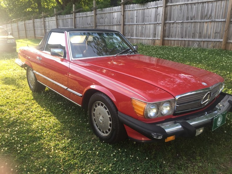 1988 Mercedes-Benz SL560 For Sale