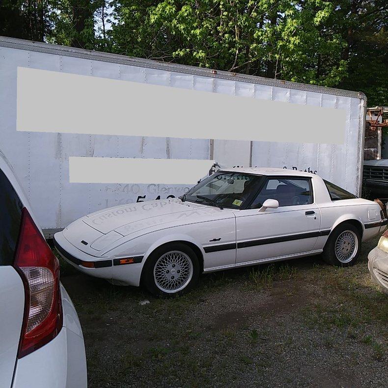 1985 Mazda RX-7 For Sale