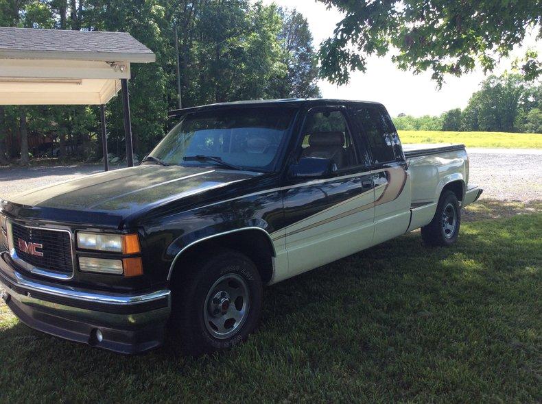 1997 GMC Sierra For Sale