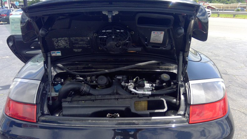 2004 porsche 911 cabriolet