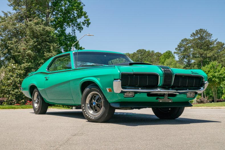 1970 Mercury Cougar For Sale