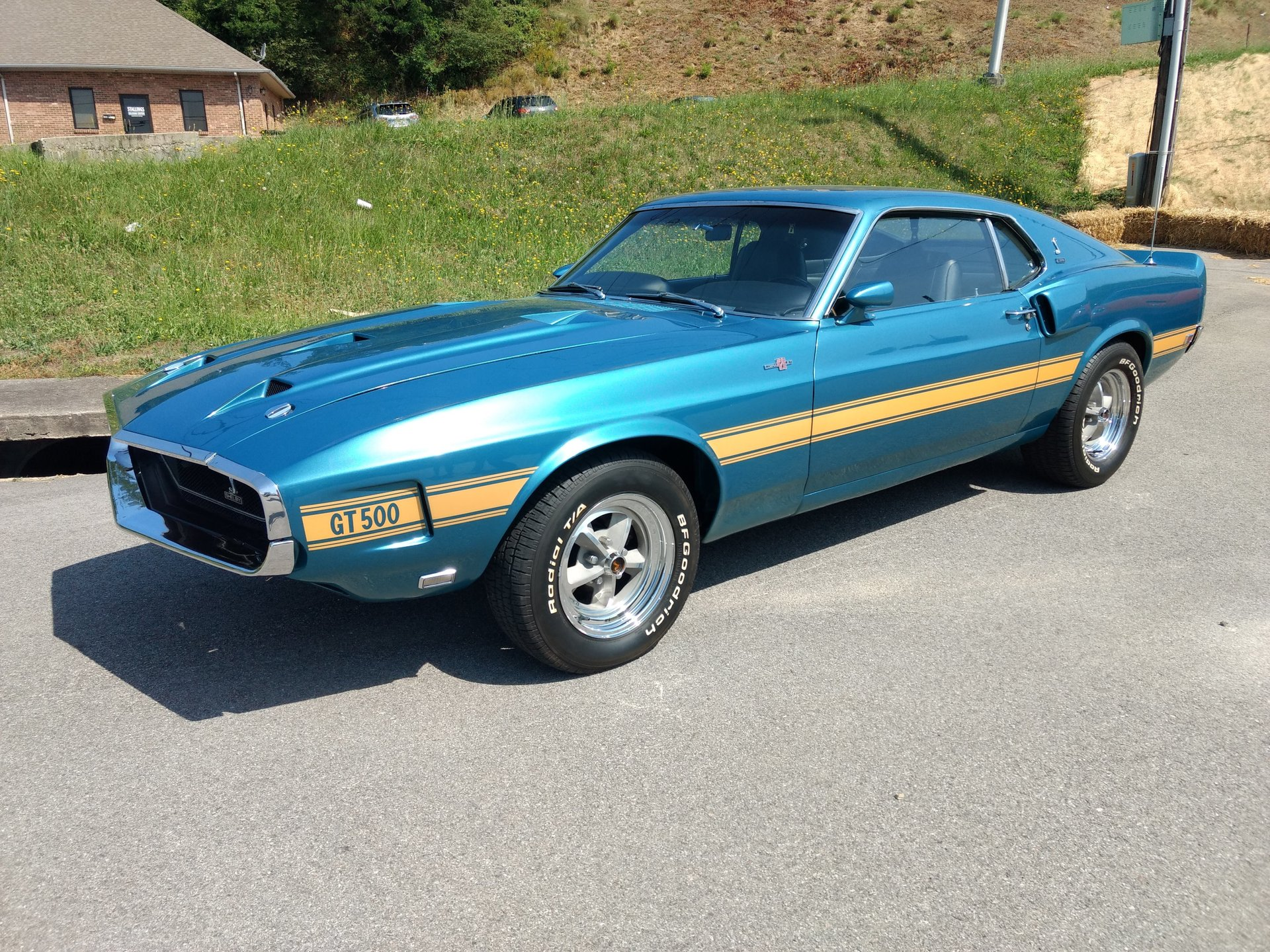 1969 shelby gt500 for sale 168031 motorious