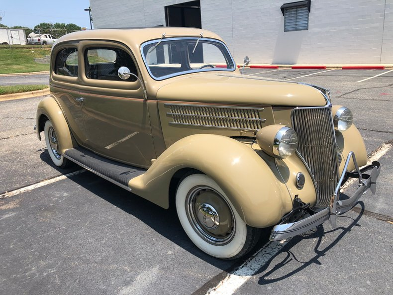 1936 Ford Tudor For Sale