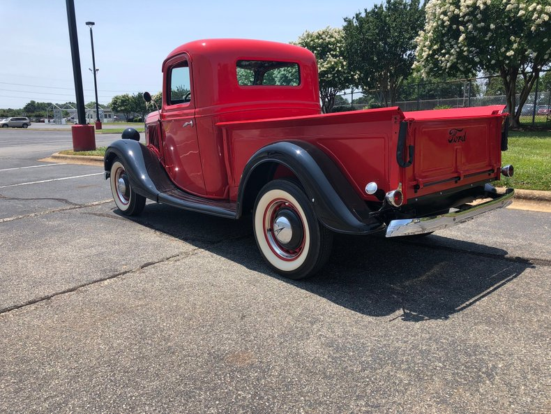 1936 ford 1 2 ton pickup