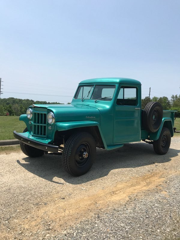 1959 Willys Jeep For Sale