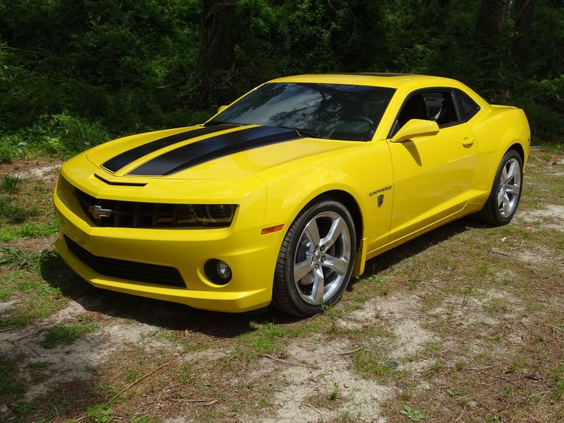 2010 Chevrolet Camaro RS/SS For Sale