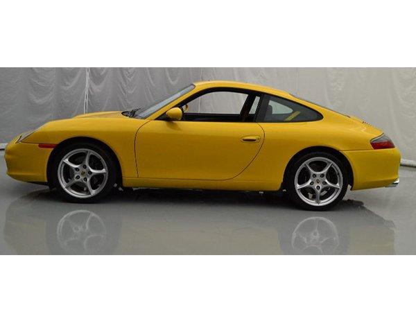 2003 Porsche 911 For Sale