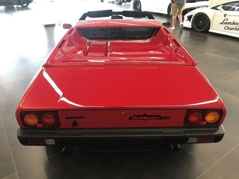 1984 lamborghini jalpa p350