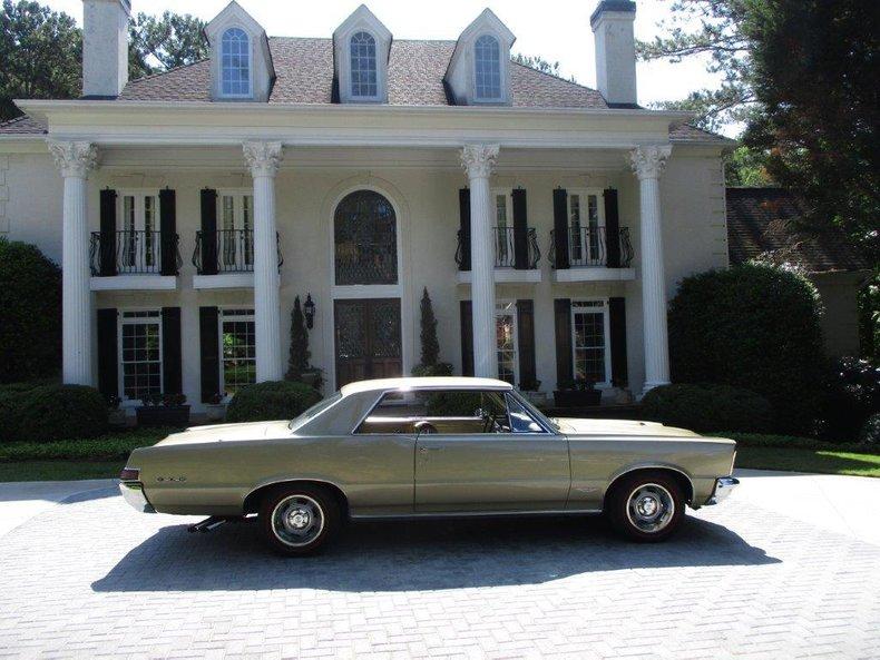 1965 Pontiac GTO 4