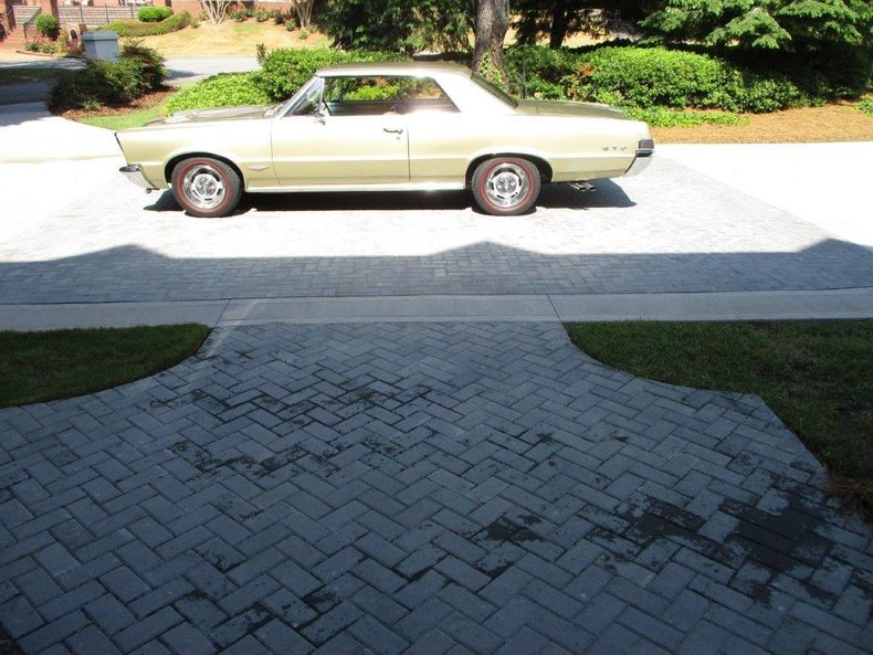 1965 Pontiac GTO 8