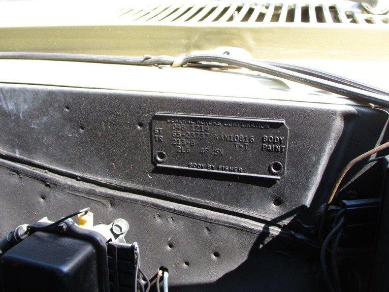 1965 Pontiac GTO 38
