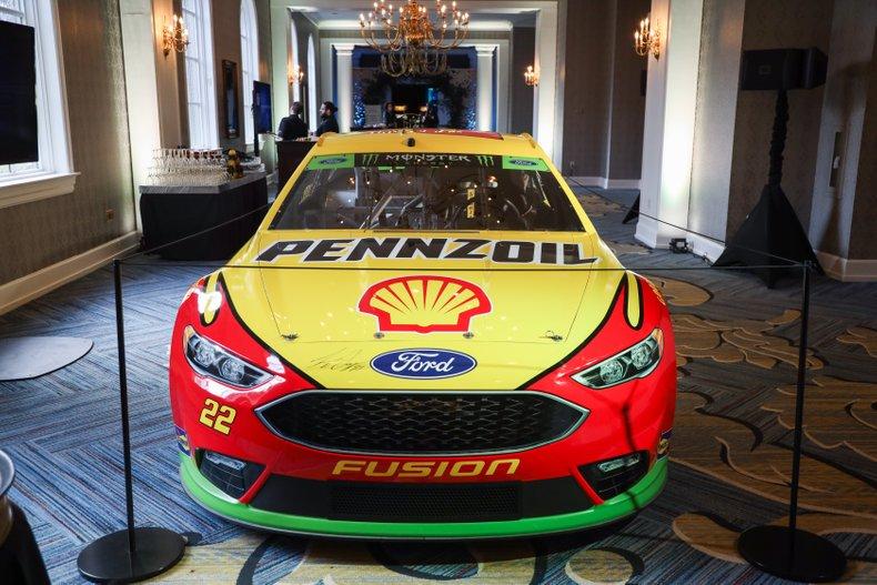 2006 ford fusion car of tomorrow