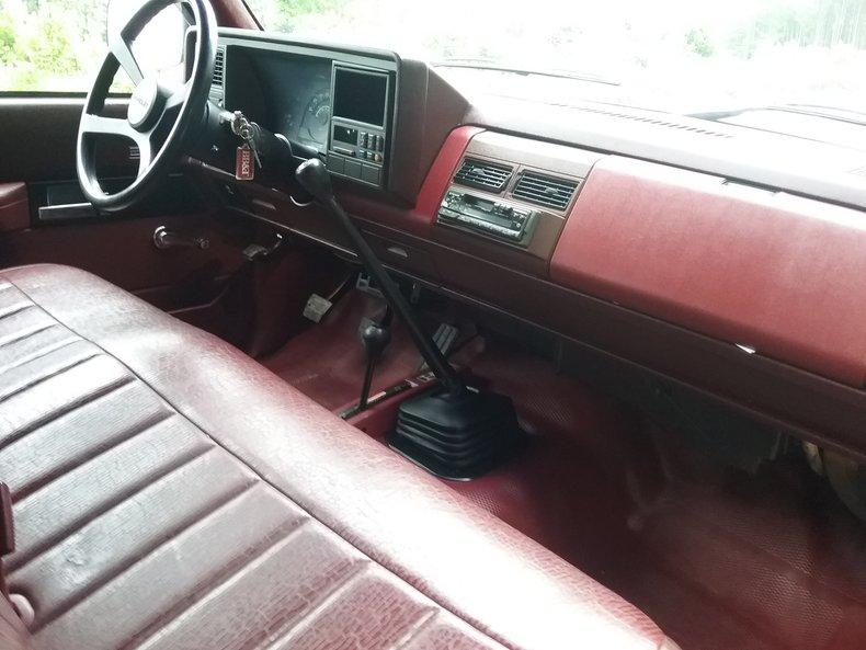 1991 Chevrolet Scottsdale 6