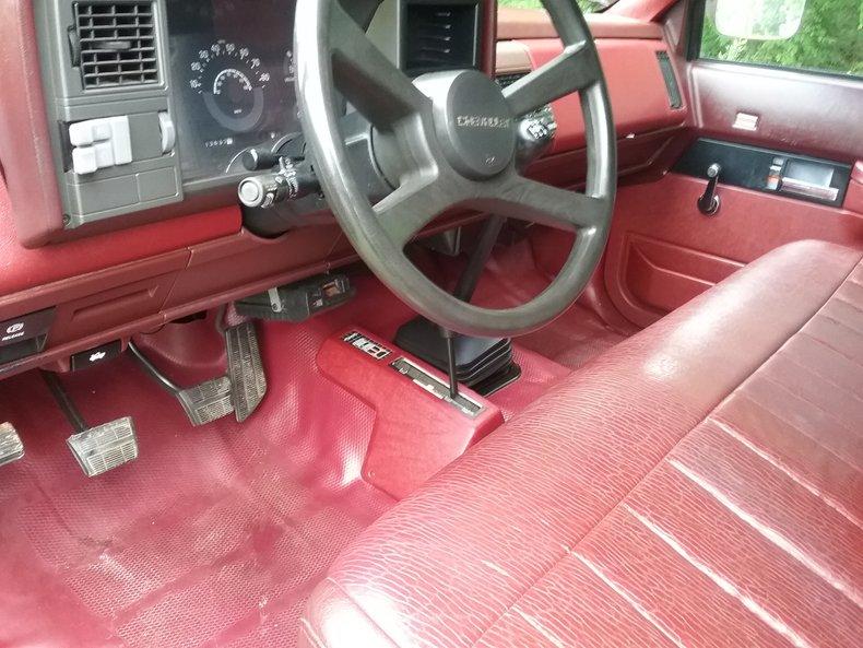 1991 Chevrolet Scottsdale 7