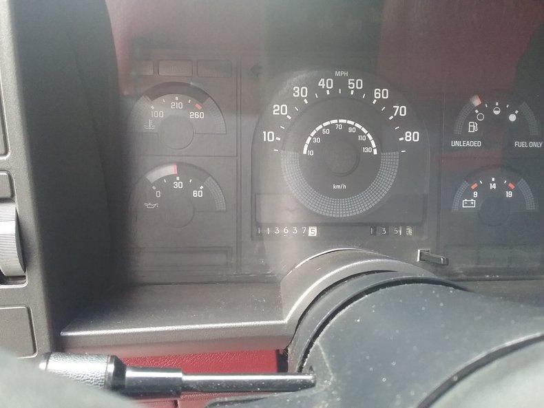 1991 Chevrolet Scottsdale 8