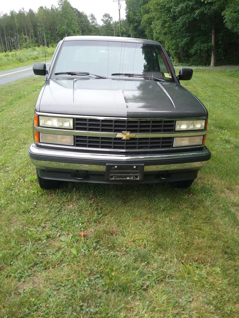 1991 Chevrolet Scottsdale 3