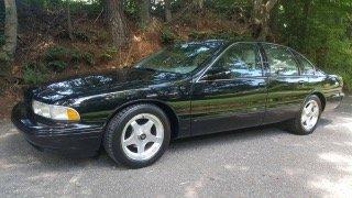 Norwalk Auto Auction >> 1995 Chevrolet Impala   GAA Classic Cars