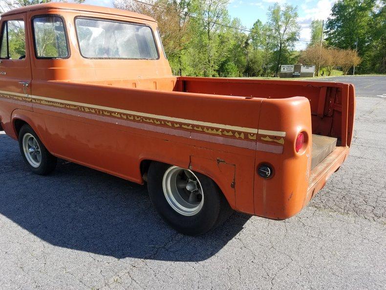 1965 ford econoline truck