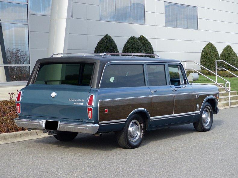 1973 international travelall 1010 custom