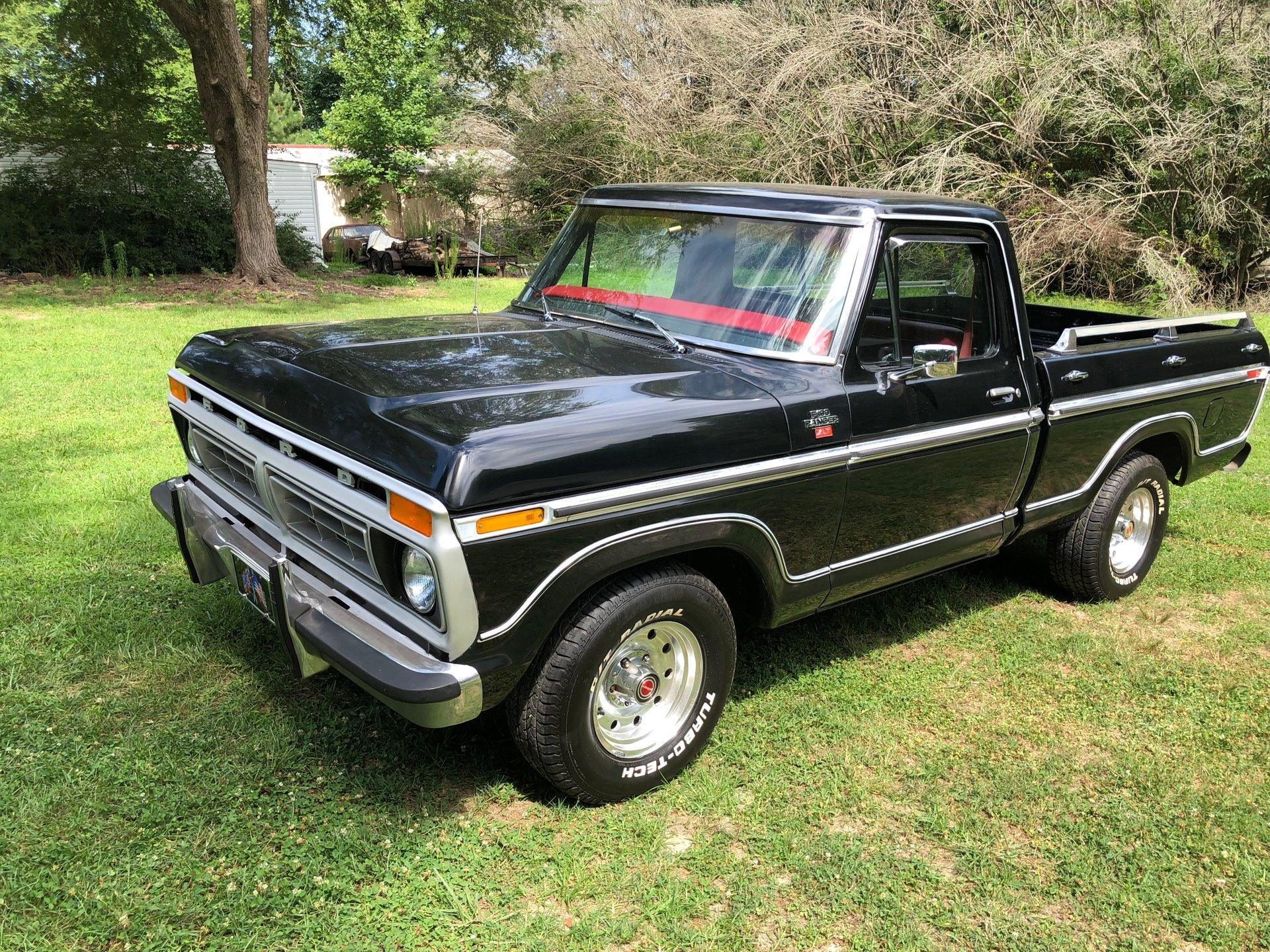 1977 ford ranger f100 xlt
