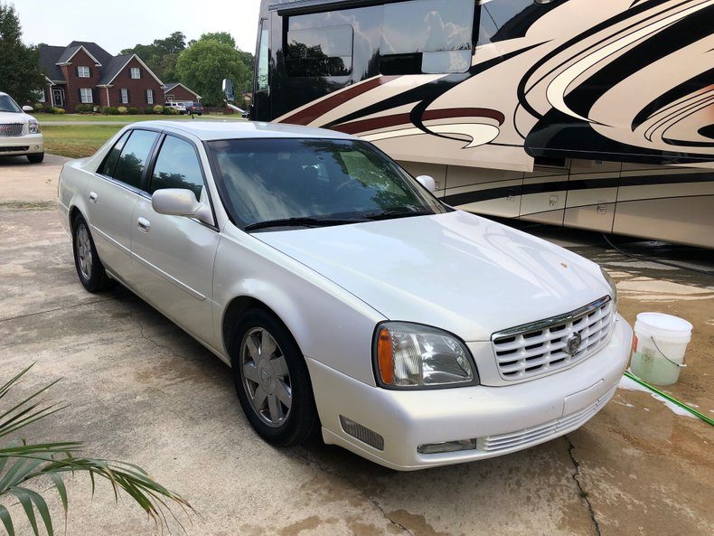 2005 Cadillac DTS For Sale