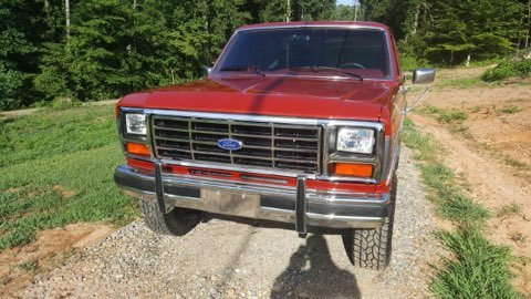 1986 ford f150 xlt lariat