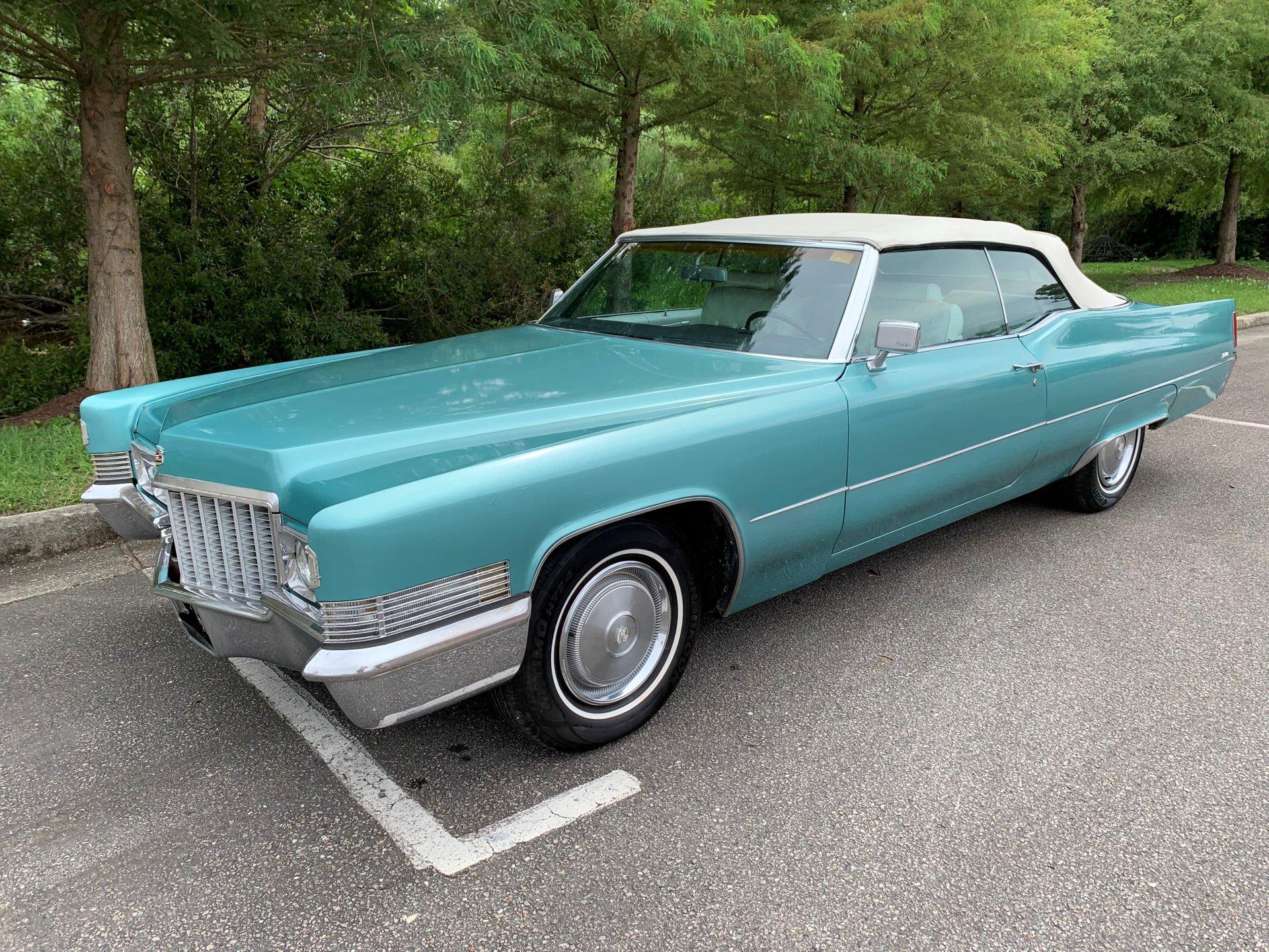 1970 Cadillac DeVille | GAA Classic Cars