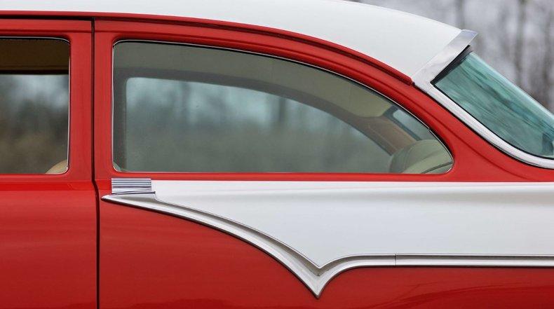 1957 ford custom sedan resto mod