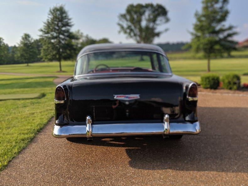 1955 chevrolet 210 2 door post